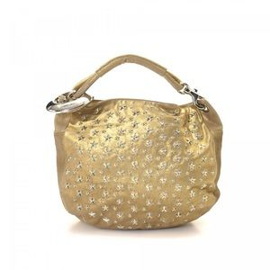 Jimmy Choo Solar Star-Studded Hobo bag